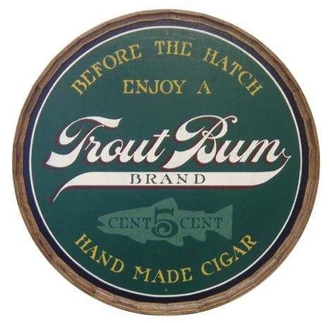 #146 Trout Bum Cigars